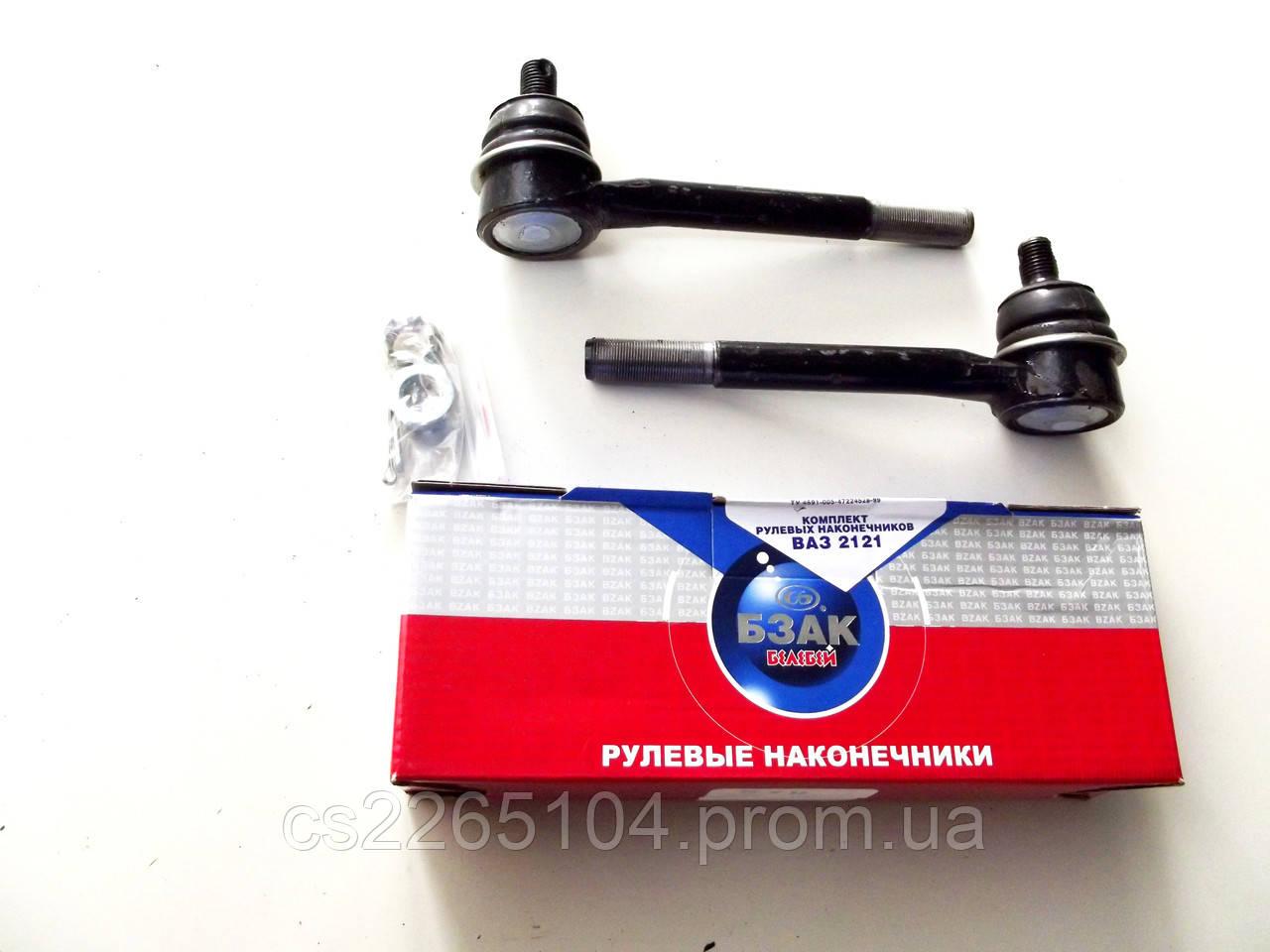Наконечники рулевых тяг левый и правый  ВАЗ 2121-21214 Белебей