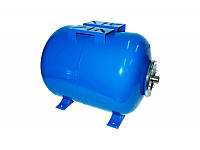 Гідроакумулятор горизонтальний WP9700-6, 50л