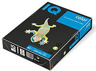 Цветная офисная бумага Maestro Color Black (черная) В100 А4 80г/м2 500л