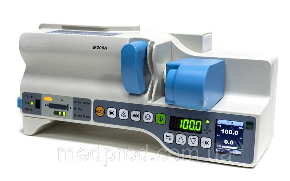 Дозатор автоматизированный шприцевой насос M200A