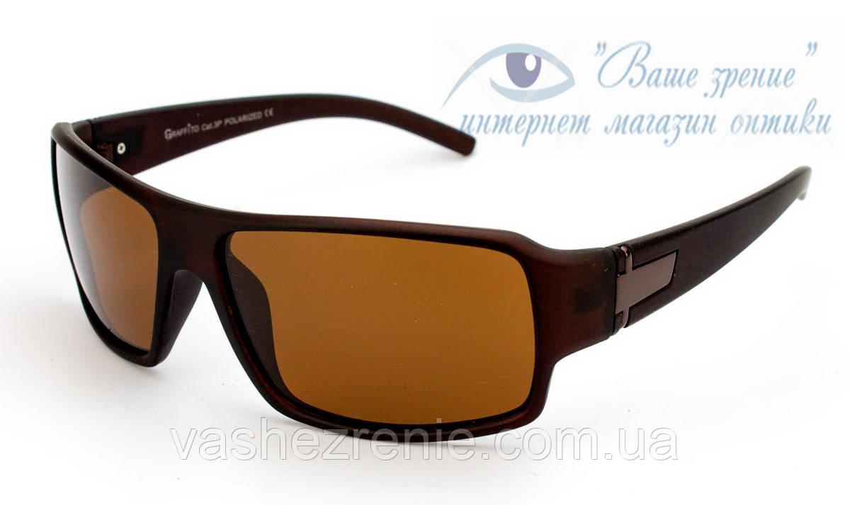 Очки солнцезащитные, анти бликовые Graffito Polarized 6902
