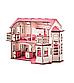 Кукольный дом 57х27х35 с гаражом В013, фото 3