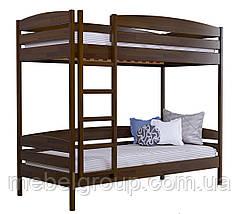 Двоярусне ліжко Дует Плюс 80х190 Щит, фото 2