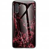 TPU+Glass чехол Luxury Marble для Samsung Galaxy Note 10, фото 2