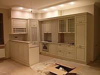 Кухня под заказ в классическом стиле