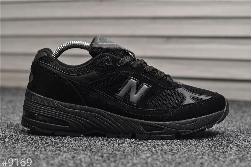 Кросівки New Balance 991 Triple Black