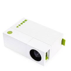 Проектор Led Projector YG310 портативный мультимедийный с динамиком 007125, КОД: 1752509
