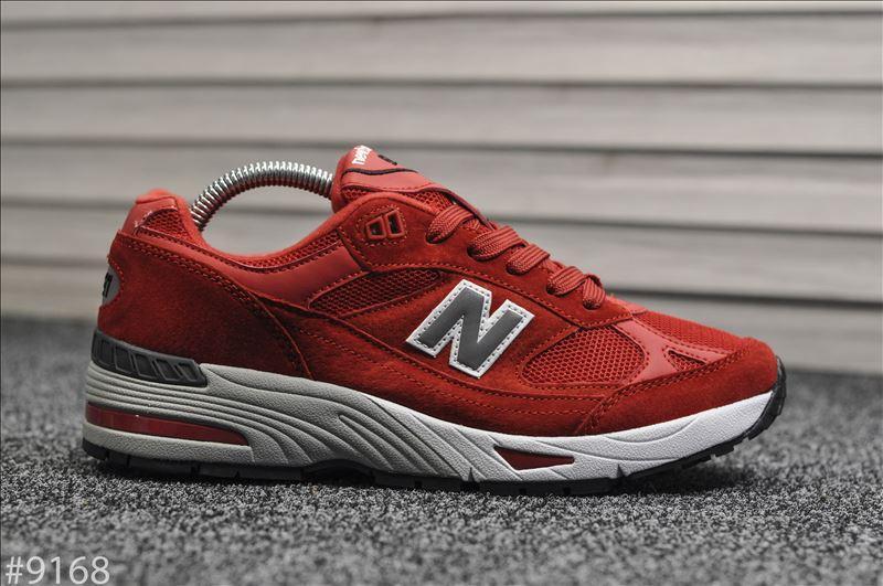 Кросівки New Balance 991 Red