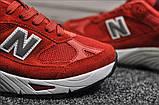 Кросівки New Balance 991 Red, фото 2