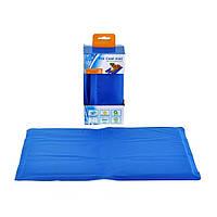 Охлаждающий коврик для собак PET COOL mat 40х30 см Синий RI0518, КОД: 1580682