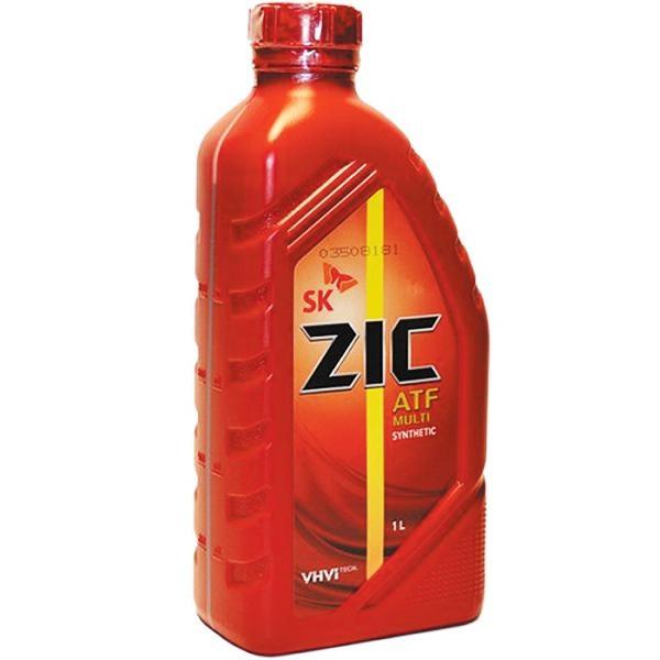Купить Трансмиссионное масло ZIC ATF MULTI VEHICLE 1л