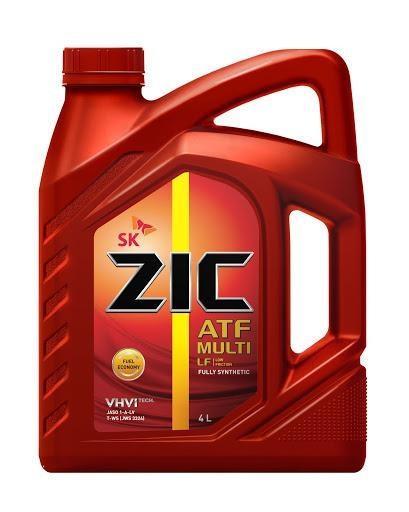 Купить Трансмиссионное масло ZIC ATF MULTI LF 4л