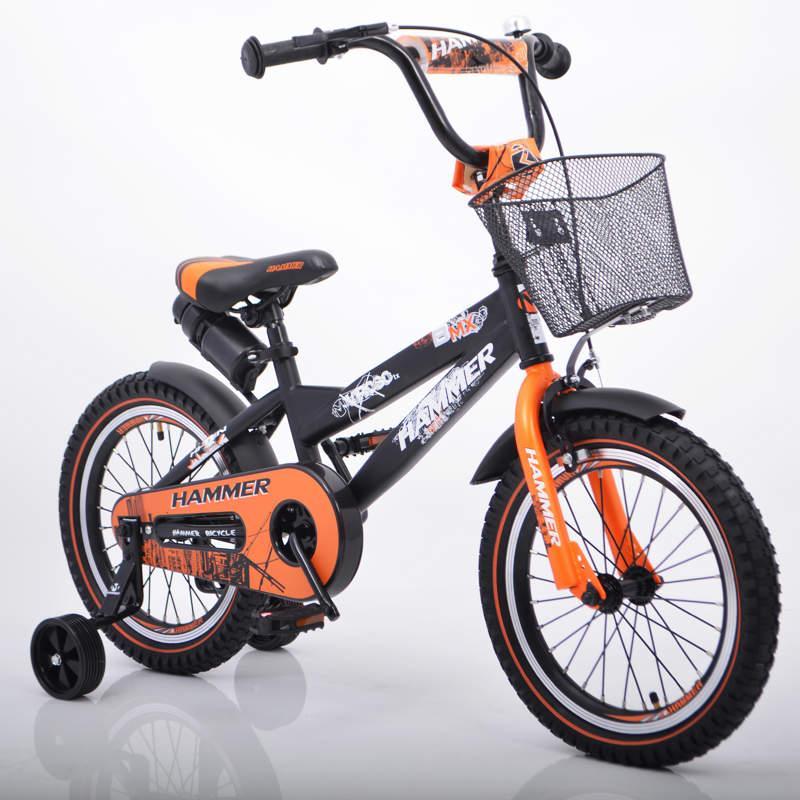 """Дитячий велосипед HAMMER S600 16"""" від 4-7 років"""