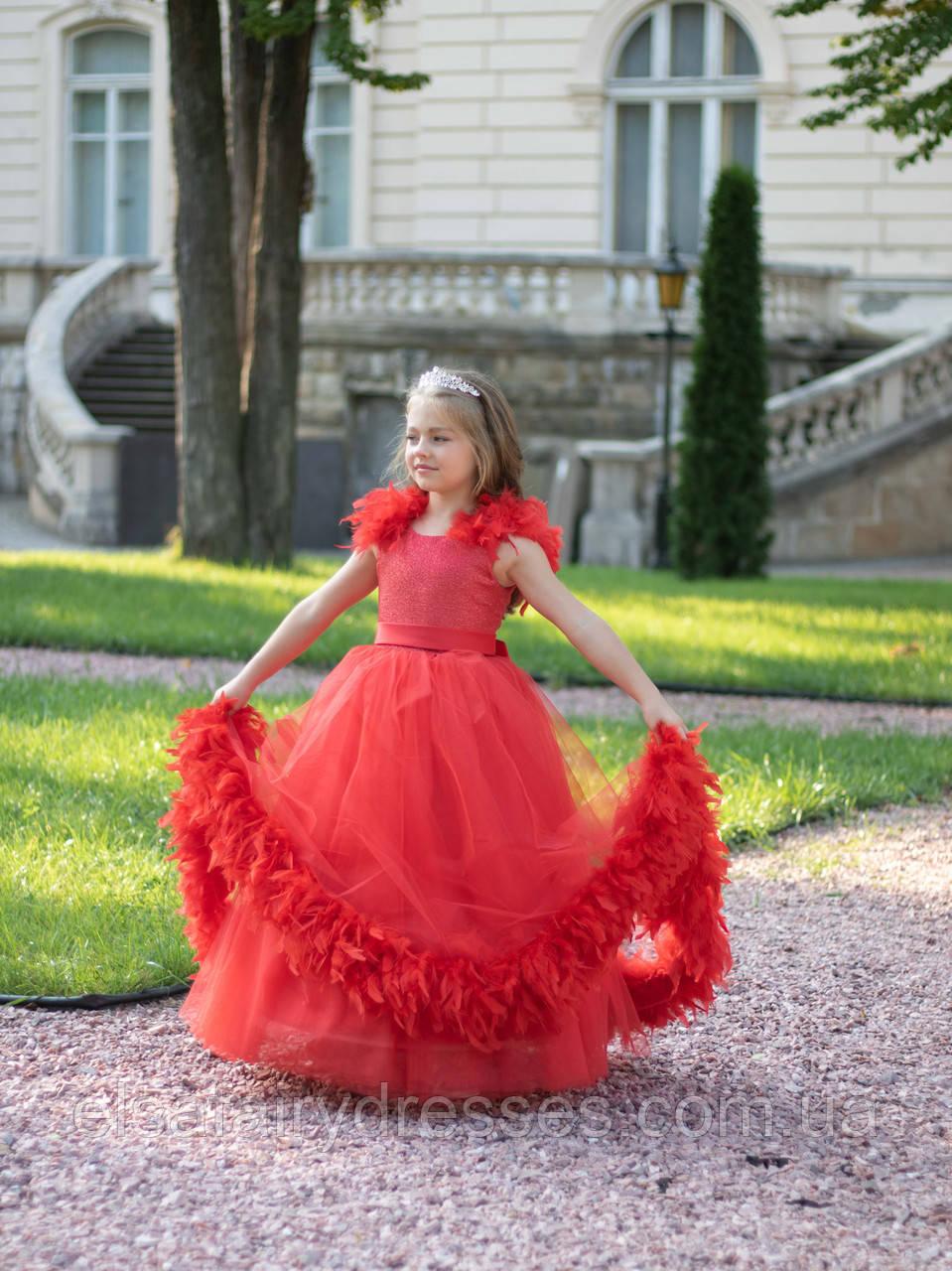 "Модель ""ЕЛІЗАВЕТА"" - дитяча сукня / ошатне плаття дитяче"