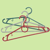 Плечики перламутровые 30 см для детской одежды