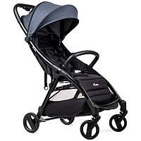 Детская прогулочная коляска Ninos Air Dark Grey для детей (прогулянкова коляска для дітей), фото 1