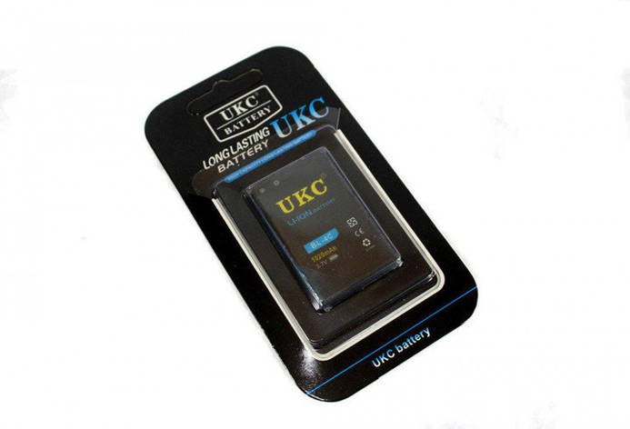 Аккумулятор для телефона Nokia BL-4C 890mAh UKC, фото 2