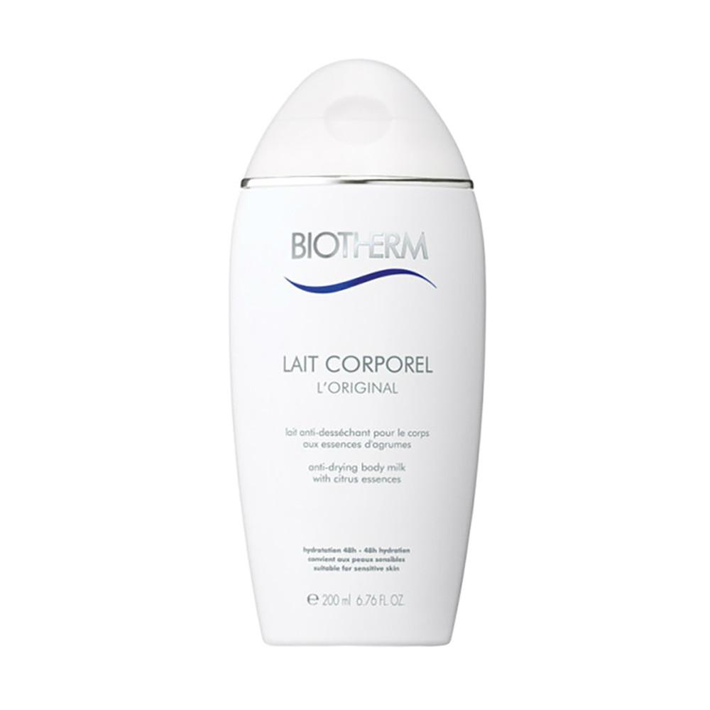 Молочко для тіла зволожуючий Biotherm Lait Corporel Body Milk 200ml (3367729023916)