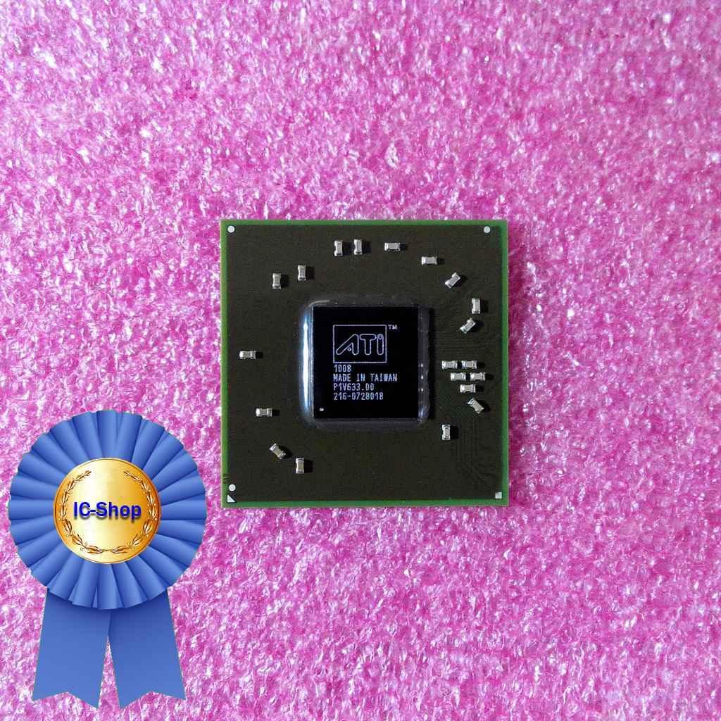 Микросхема 216-0728018 - демонтаж ( гарантия 1 мес. )