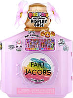 Кейс для зберігання слаймів Poopsie Fart Jacobs 2-in-1 Play & Display Case Пупсі слайм (PPE19000) (B07PT46WMG)