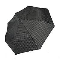 Механический  зонт в горошек SL (hub_35013-1)