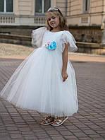 """Модель """"ВЕРОНІКА"""" МІДІ - дитяча сукня / детское нарядное платье"""