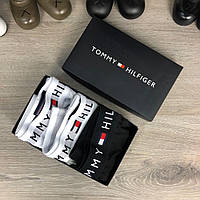 Нижнее Белье Tommy Hilfiger Pack 3 White-Black-Gray