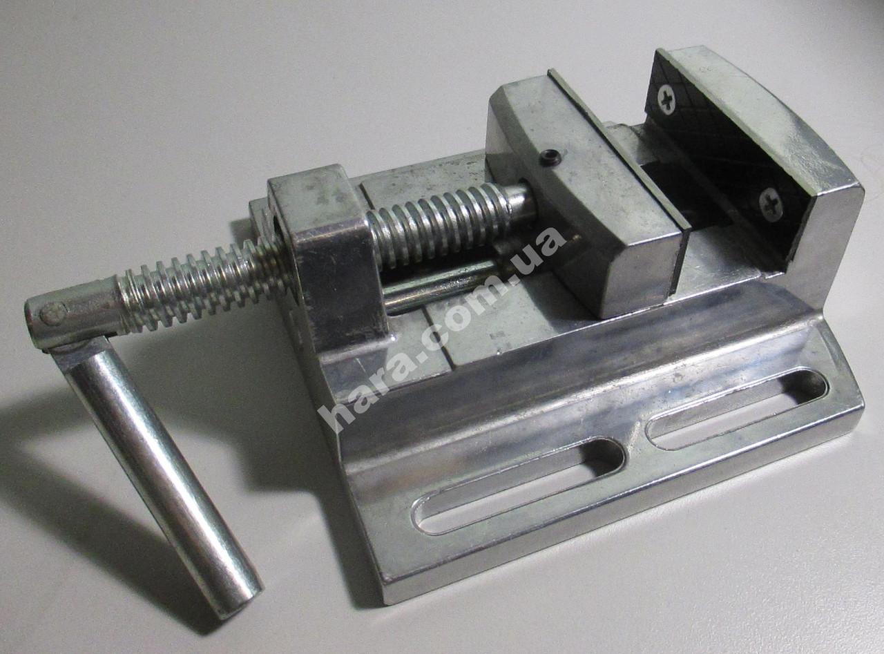 Тиски для сверлильного станка (аллюминий)