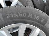Літні шини 215/60 R16 95V CONTINENTAL CONTI ECO CONTACT 5, фото 2