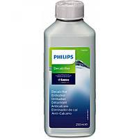 Средство от накипи для кофемашин Philips Decalcifier CA6700/10 (250 мл) (Жидкость для удаления накипи Philips)