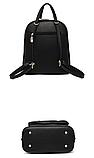 Рюкзак-сумка світло-сірий, фото 4