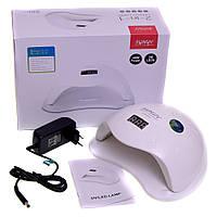 Лампа для маникюра LED+UV Sun 5 48W Белый R0424, КОД: 1640295