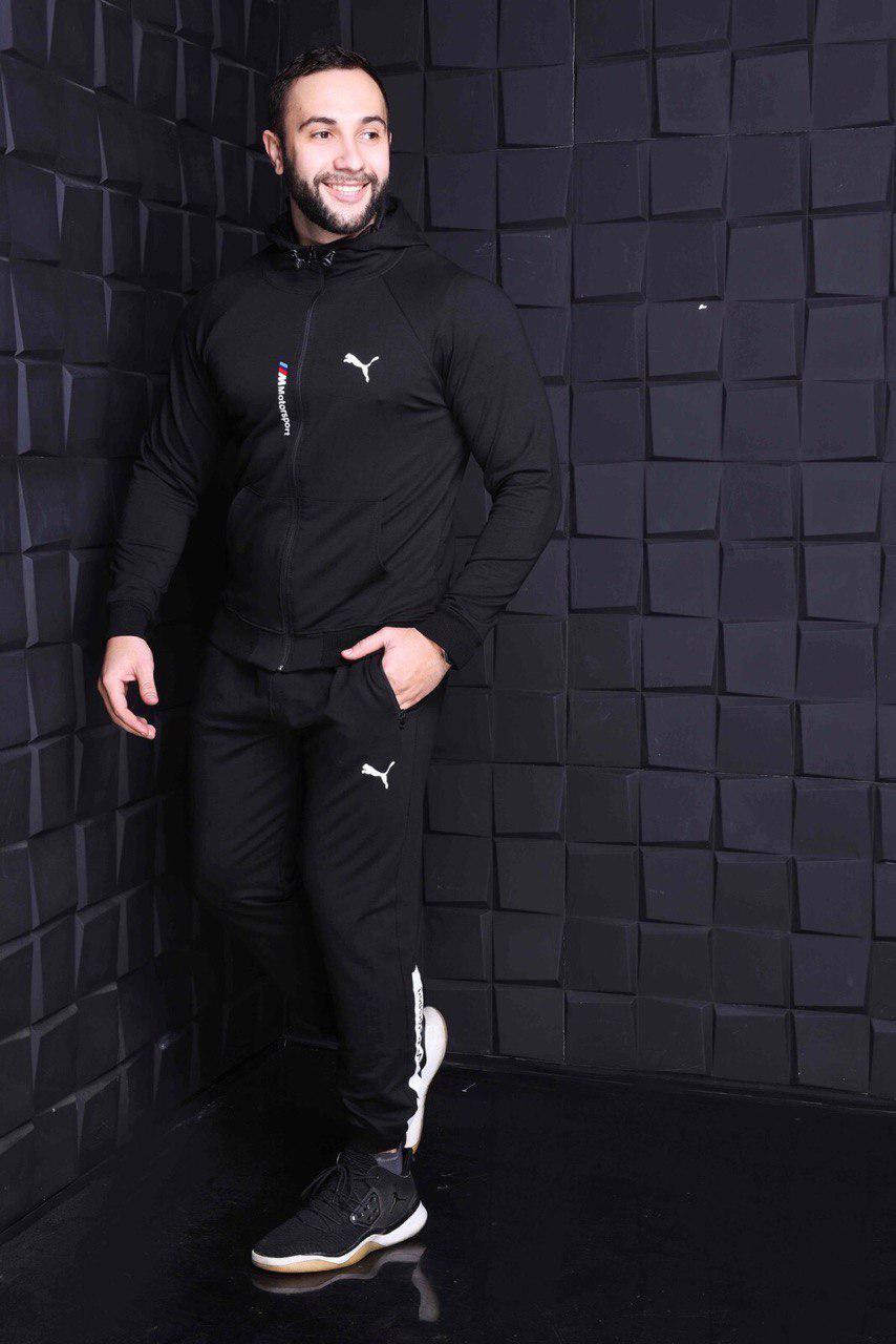 Спортивный мужской костюм Puma BMW Motorsport