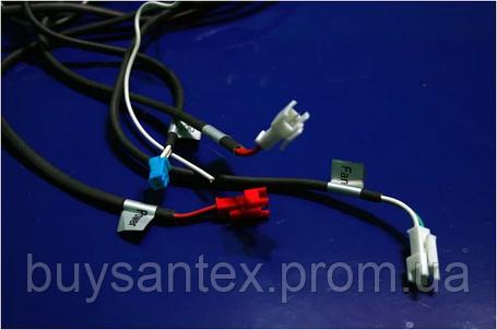 Блок управління, пульт для душової кабіни. (BY-018) сенсорний, білий, фото 2