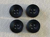 Пуговица рубашечная на 4 отверстия 12мм 144 шт №39