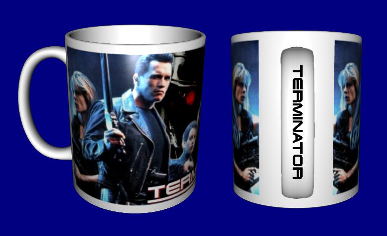 Кружка / чашка Terminator