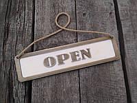 "Табличка ""OPEN-CLOSED"", фото 1"