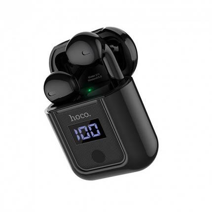 Беспроводные Наушники Hoco TWS Melody S11 Black, фото 2