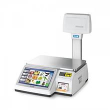 Весы с печатью чеков CAS CL7200-U