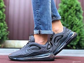 Мужские кроссовки Nike Air Max 720,серые,текстиль, фото 2