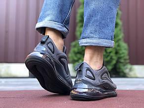 Мужские кроссовки Nike Air Max 720,серые,текстиль, фото 3