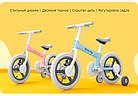 "Детский велосипед Xiaomi MITU Children Bicycle 14"""" (NK3) (YZZ4014CN) Blue, фото 4"