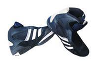 Борцовки AD OB-3979-NV (р-р 40-45, верх-кожа, нейлон, низ нескользящая резина, темно-синий)