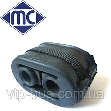 Кріплення глушника гумове на Renault Trafic 1.9 / 2.0 / 2.5 dCi (2001-2014) Metalcaucho (Іспанія) MC04474
