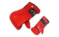 Снарядный перчатки (блинчики) VELO