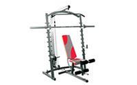 Домашний спортзал HG1086  (металл,PVC,р-р 200*220*215см, вес польз.до 100кг) уп.в 3 ящ.