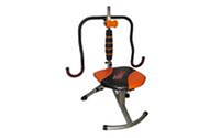Тренажер AB DOER TWIST LS-108 (металл, неопрен, р-р 65*42*100см, вес польз. до 100кг)