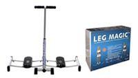 Тренажер LEG MAGIC HT-67 (металл,пластик,пенорезина,р-р 107*44*98см, вес польз. до 100кг)