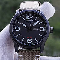 Citizen E-D Military Black-BM8476-31E, фото 1