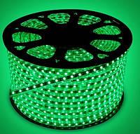 Светодиодная лента Led 5050 зеленый цвет